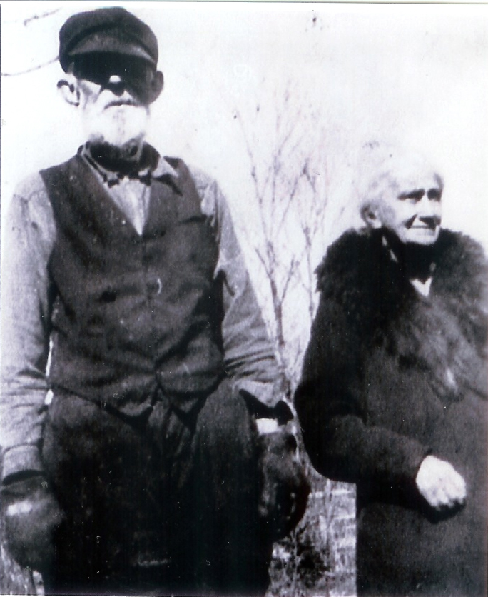 Thomas S. Parr and Mary Perry