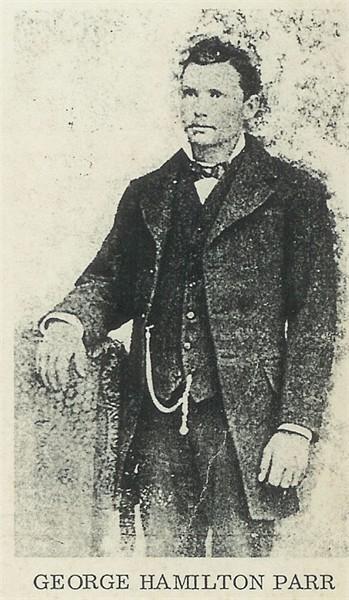 George Hamilton Parr (1806-1874)