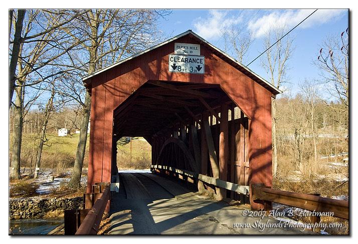 Parr's Mill Bridge