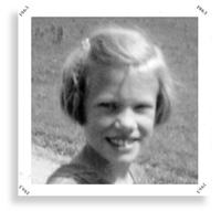 Trish in 1963