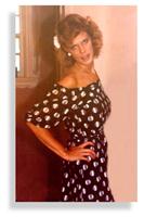 Trish in 1982