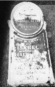 Joseph Parr and Isabella Nesbitt